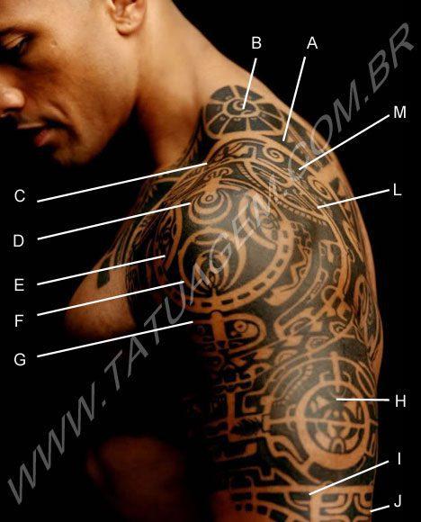 Significado tatuagem the rockgood luck tattoo studiouma das mais esta tatuagem do the rock uma tatuagem tradicional samoana feito por um artistano hava ela incorpora padres tradicionais tribais e smbolos que altavistaventures Gallery